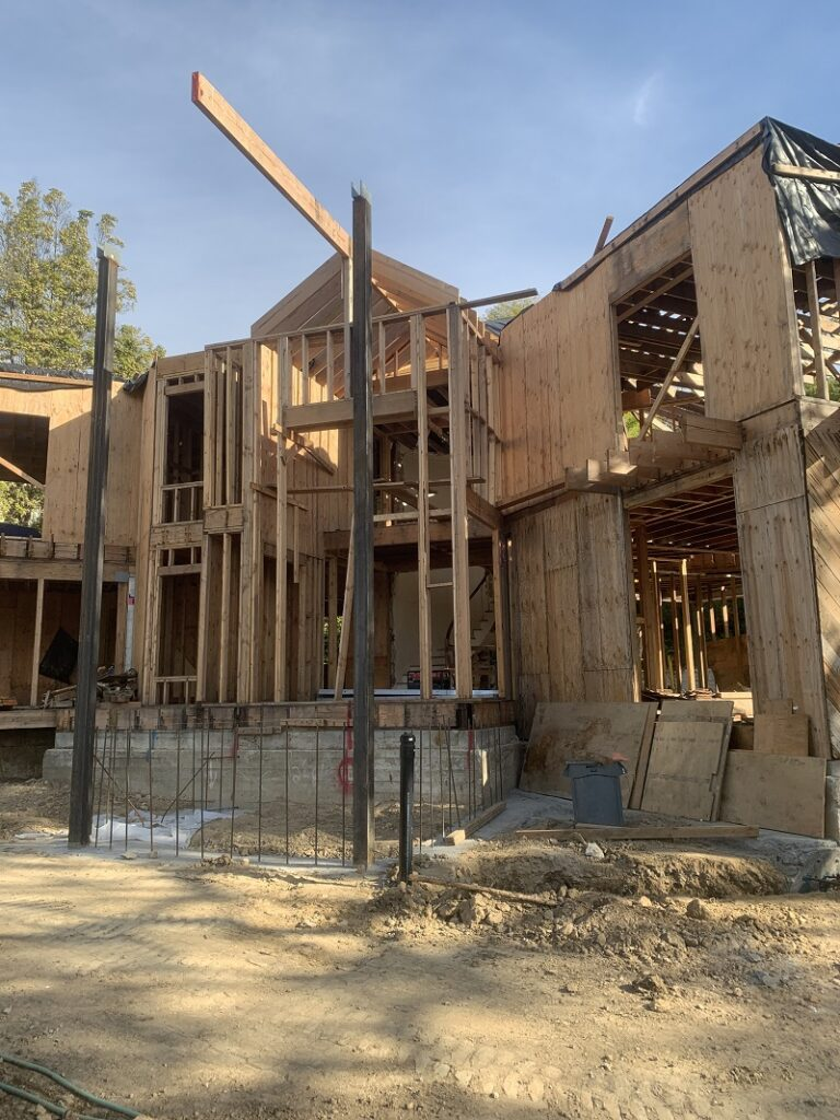 Foundations and Framing Contractor Los Angeles - Wood Framing Contractor - Snow Construction