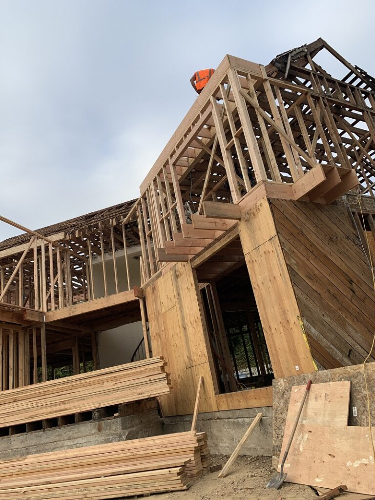 Wood Framing Contractor Los Angeles