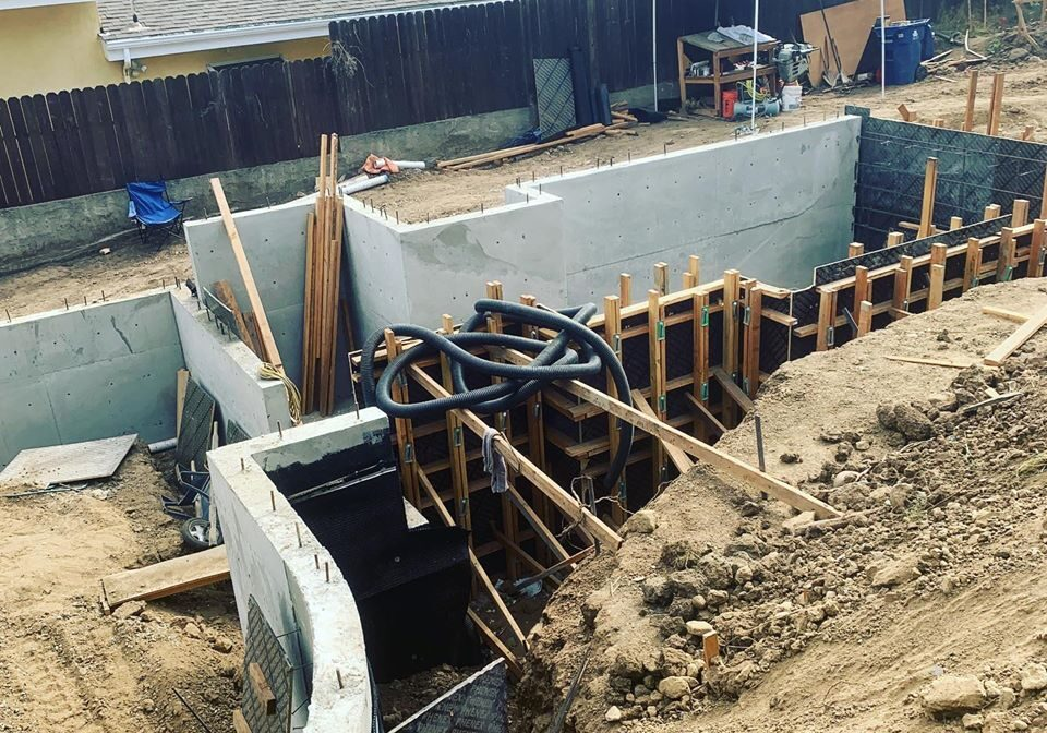Concrete Foundation Contractor Los Angeles- Snow Construction